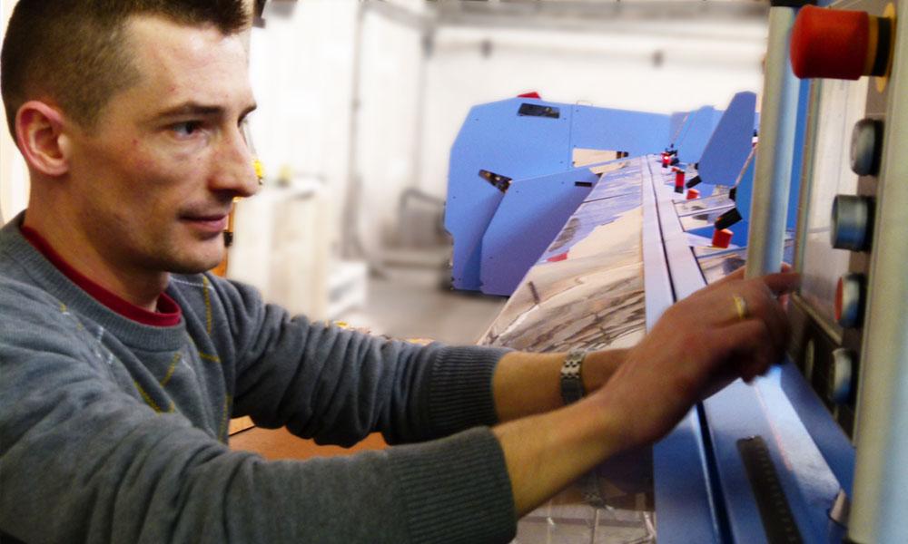 PVS Image Weiterverarbeitung von Druckerzeugnissen